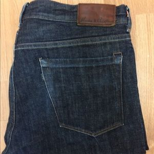 Levi's Made and Crafted straight jeans